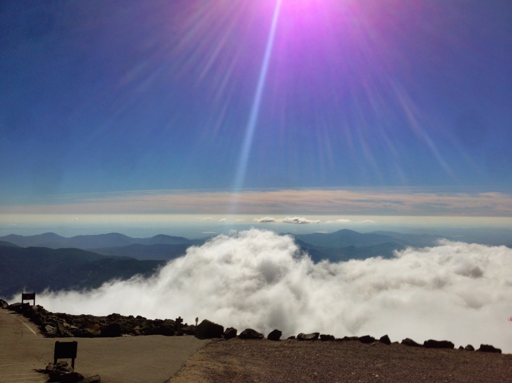 Mt. Washington Summit, Coos County, NH.