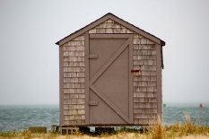 Restaurant outbuilding, Nantucket Island.