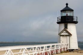 Brant Point Lighthouse, Nantucket..