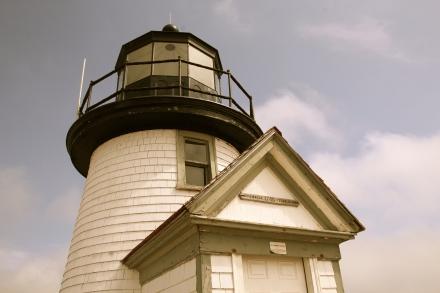 Brant Point Lighthouse, Nantucket Island.