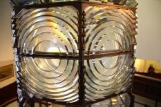 Fresnel lens, Nantucket Whaling Museum.