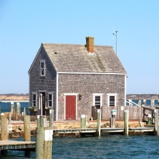 Harbor house, Martha's Vineyard, MA.