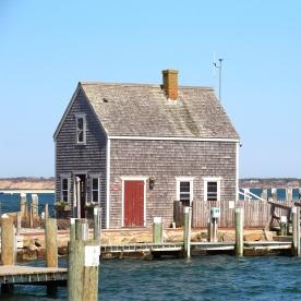 Harbor house, Martha's Vineyard, MA.