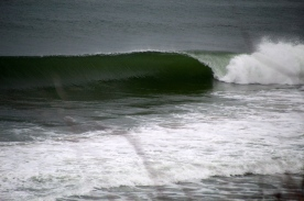 Breaking wave, Cape Cod, MA.