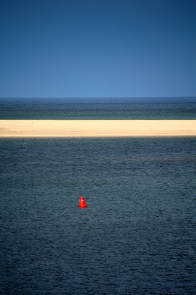Red bouy, Chatham, Cape Cod, Mass..