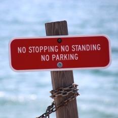 Welcoming sign, Truro, Cape Cod, MA.