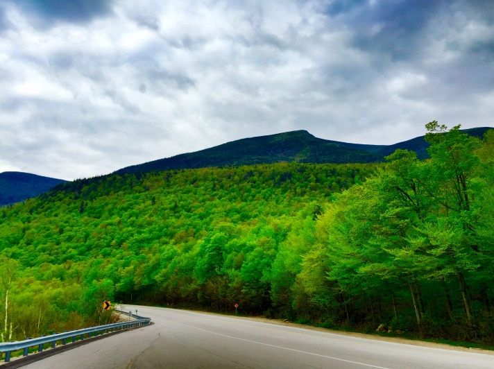 NH Route 16, Pinkham Notch