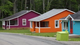 Vacation cabins, Nova Scotia