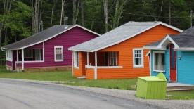 Vacation cabins, Nova Scotia