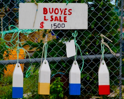 Buoys, Lunenburg, NS