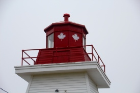 Neil's Harbour Lighthouse, Cape Breton Island, NS