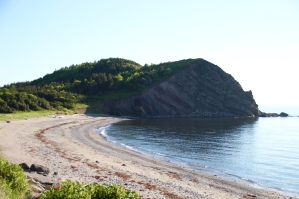 Cove, Cape Breton Island, NS