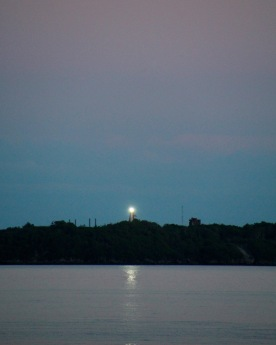 Partridge Island lighthouse, Saint John, New Brunswick