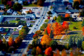 Main Street, Gorham, NH