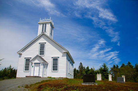 Church, middle NS