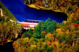 Powerhouse and dam, Gorham, NH