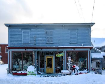 Antique store, Gorham, N.H..