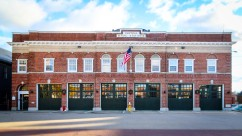 Fire station, Portsmouth, NH