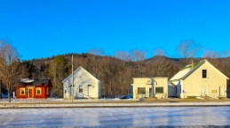 Gilead, Maine.