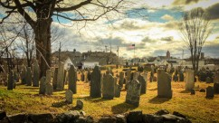 Cemetery, Portsmouth, NH