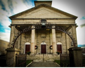 Church, Portsmouth, NH