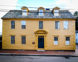 House, Portsmouth, NH