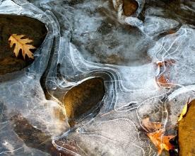 Pemigewasset River, Campton, N.H., November 2014