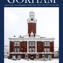Gorham, N.H., poster, 2017