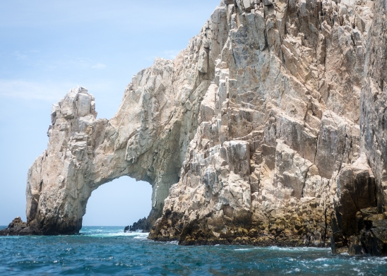 """El Arco""—The Arch, Cabo San Lucas, Mexico, July 2018"