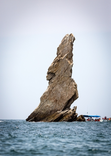Outcrop, Cabo San Lucas, Mexico, July 2018