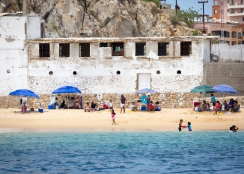 Locals beach, Cabo San Lucas, Mexico, July 2018