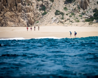 """Divorce Beach,"" Cabo San Lucas, Mexico, July 2018"