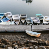 Boats, Ogunquit, Maine, July 2018