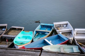 Boats, Ogunquit, Maine, July 2018